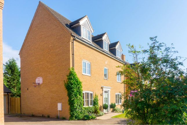 Thumbnail Detached house for sale in Marketstede, Hampton. Peterborough