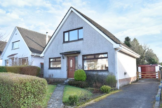 Thumbnail Detached house for sale in Clairinch Way, Drymen, Stirlingshire