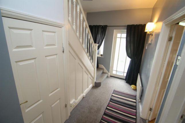 Hallway of Stone Road, Hanford, Stoke-On-Trent ST4