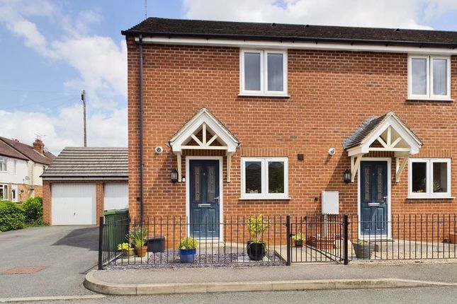 Semi-detached house for sale in Sycamore Court, Kilburn