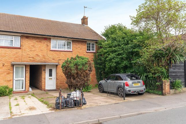 Thumbnail End terrace house to rent in Wise Lane, West Drayton