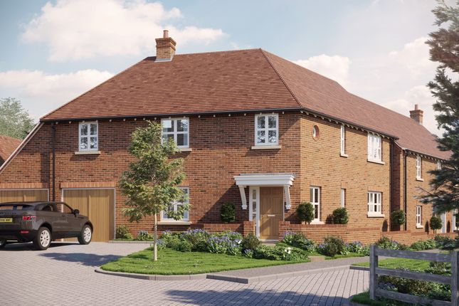 Thumbnail Semi-detached house for sale in Farnham Road, Sheet, Petersfield, Hampshire