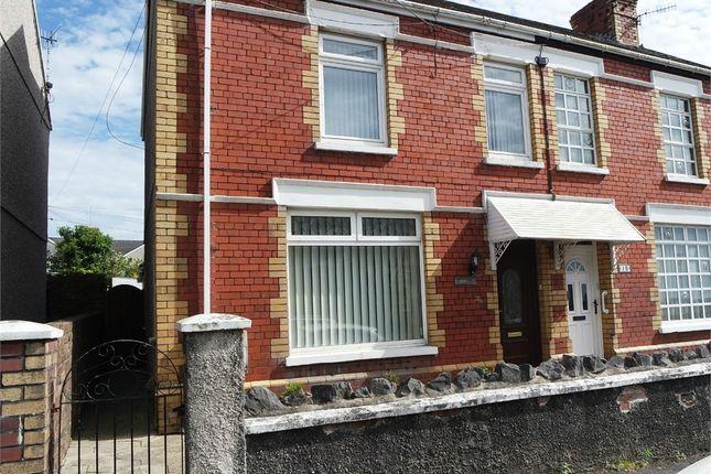 Thumbnail End terrace house for sale in Garth Street, Kenfig Hill, Bridgend, Mid Glamorgan
