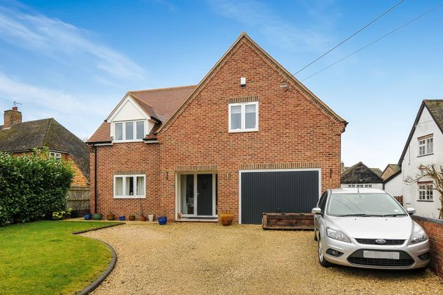 Thumbnail Detached house for sale in The Gables, 42A The Avenue, Worminghall
