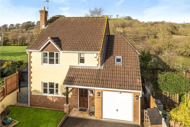 Thumbnail Detached house for sale in Well Plot, Loders, Bridport, Dorset
