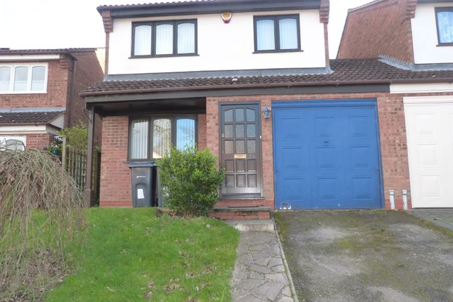 Thumbnail Semi-detached house to rent in Nursery Drive, Cotteridge, West Midlands