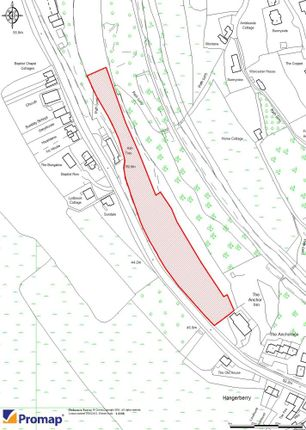 Thumbnail Land for sale in Central Lydbrook, Lydbrook