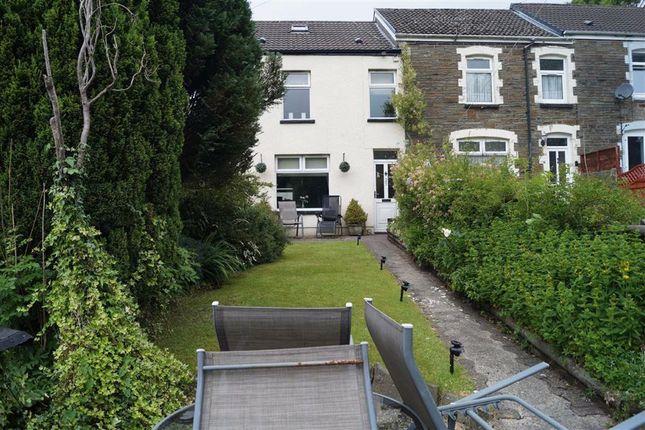 Thumbnail Terraced house for sale in Greenfield Terrace, Cefn Pennar, Mountain Ash