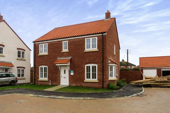 Thumbnail Detached house for sale in Moor Lane, Branston, Lincoln