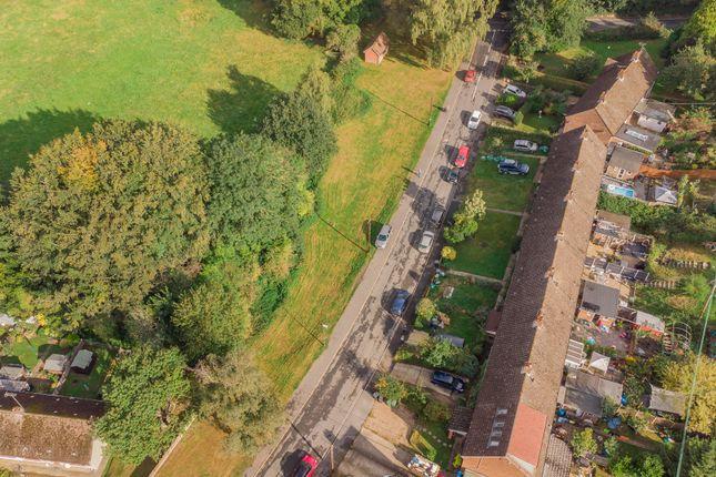 Thumbnail Land for sale in New Park, Castle Hedingham, Halstead