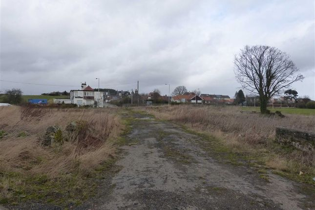 Thumbnail Land for sale in St Andrews Road, Largoward, Fife
