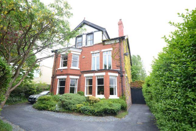 Thumbnail Detached house for sale in Salisbury Road, Cressington Park, Liverpool