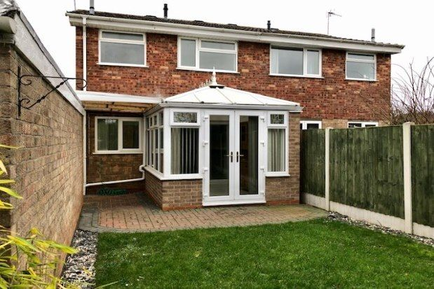 Thumbnail Semi-detached house to rent in Woodleyes Crescent, Stafford