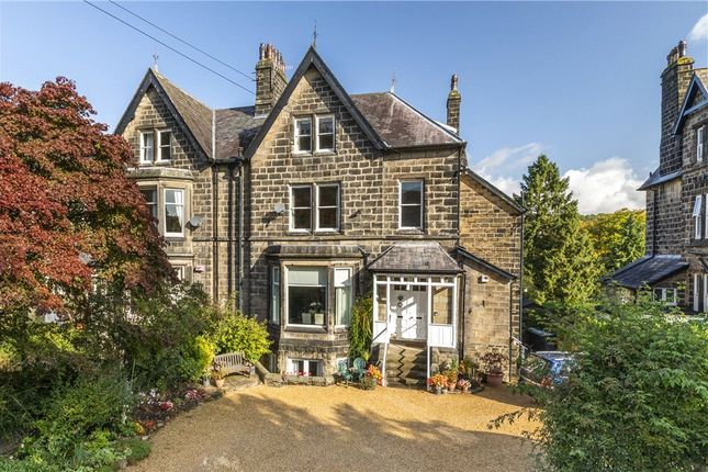 Thumbnail Flat for sale in Skipton Road, Ilkley, West Yorkshire