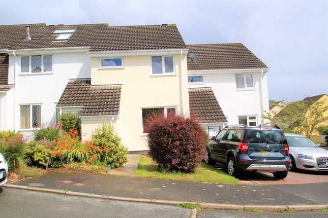 Thumbnail Terraced house to rent in Jubilee Close, Ivybridge