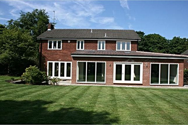 Thumbnail Detached house to rent in Eastern Way Darras Hall Ponteland, Newcastle Upon Tyne