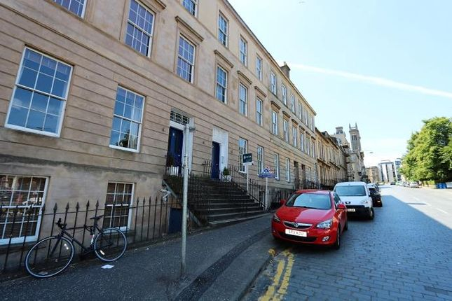 Thumbnail Flat to rent in Lynedoch Street, Glasgow