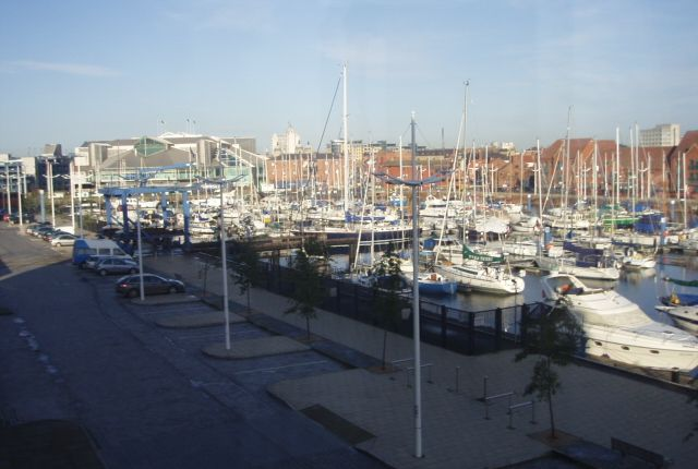 Thumbnail Flat to rent in Freedom Quay, Railway Street, Hull, East Yorkshire