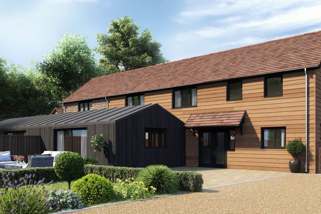 Thumbnail End terrace house for sale in Meadow Bank, Hatfield, Leominster