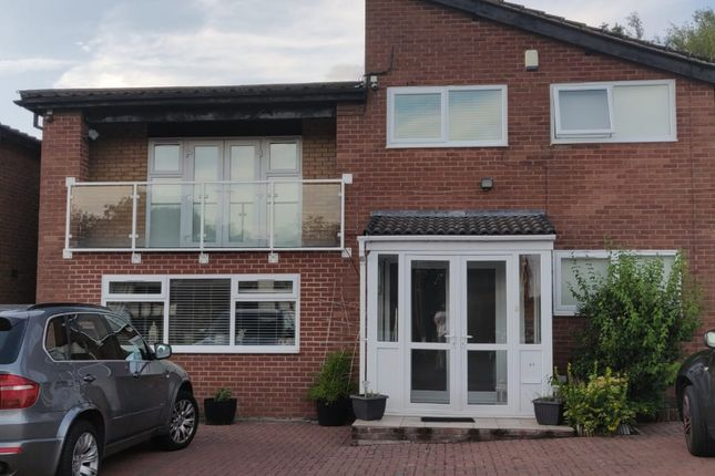 Thumbnail Detached house for sale in Green Pastures, Heaton Mersey