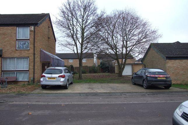 Land for sale in Land Adjacent To 3 Newbury Close, Kempston