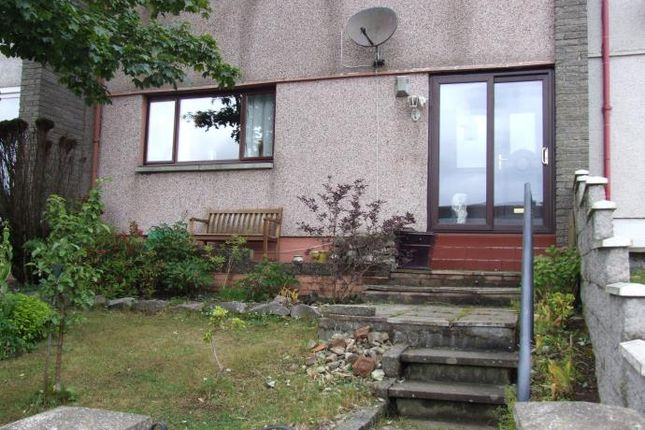 Thumbnail Semi-detached house to rent in Downies Place, Aberdeen