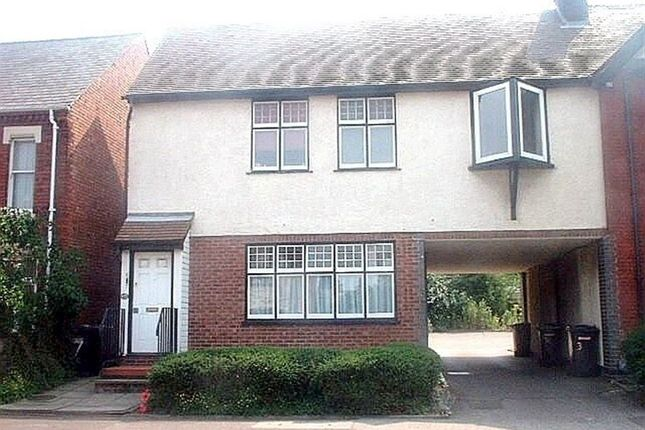 Thumbnail Flat to rent in Oundle Road, Woodston, Peterborough