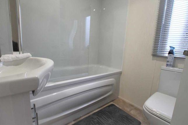 Bathroom of Egret View, Suffolk Sands, Felixstowe IP11