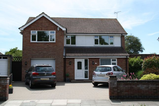 Thumbnail Detached house for sale in Heronsgate, Frinton-On-Sea