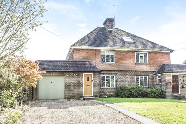 Thumbnail Semi-detached house for sale in Heathtolt Cottages, Park Lane, Maplehurst, Horsham