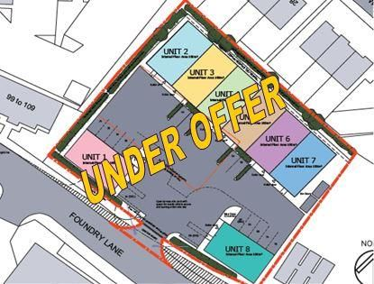 Thumbnail Light industrial for sale in Land At, Foundry Lane, Widnes, Cheshire