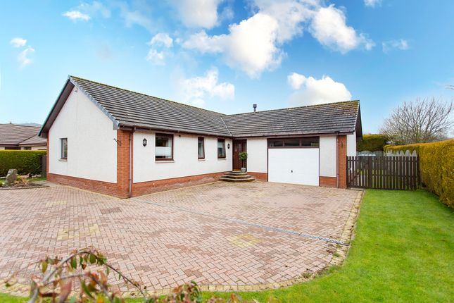 3 bed detached bungalow for sale in Valleyfield Park, Terregles, Dumfries DG2
