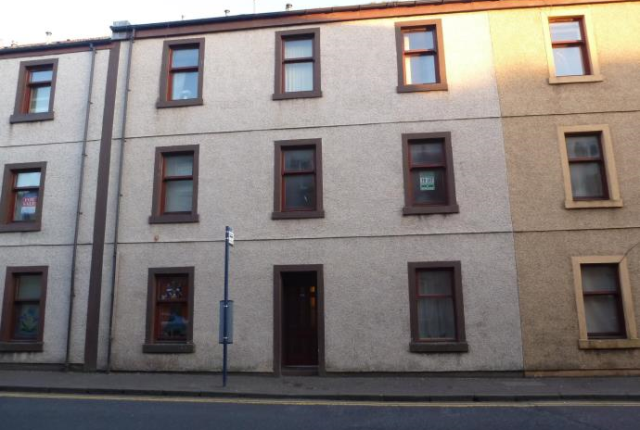 Thumbnail Flat to rent in Nelsonst, Largs