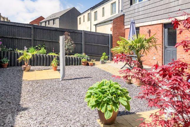 Rear Garden 1 of Lon Y Grug, Coed Darcy, Neath SA10