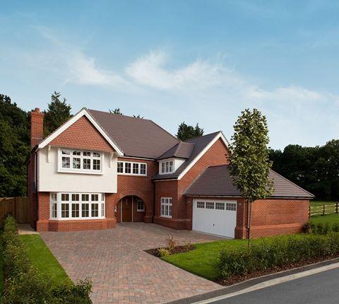 Thumbnail Detached house for sale in Burcote Park, Burcote Road, Wood Burcote, Towcester