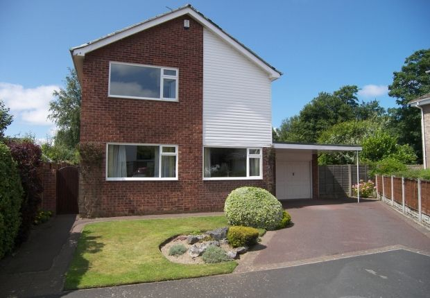 Thumbnail Detached house for sale in Ashwood Close, Lytham St. Annes