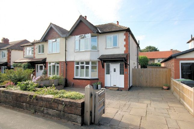 Thumbnail Property for sale in Garden Road, Knutsford