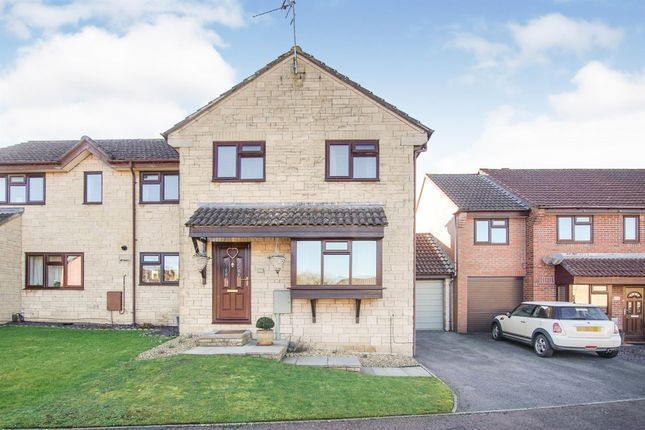 3 bed semi-detached house for sale in Lilliput Court, Chipping Sodbury, Bristol BS37