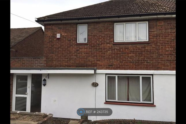 Thumbnail Semi-detached house to rent in Normandy Way, Erith