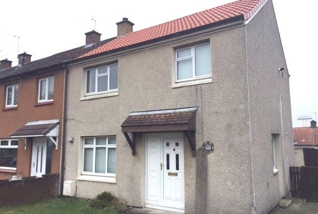 Thumbnail End terrace house to rent in Reid Place, Glenrothes