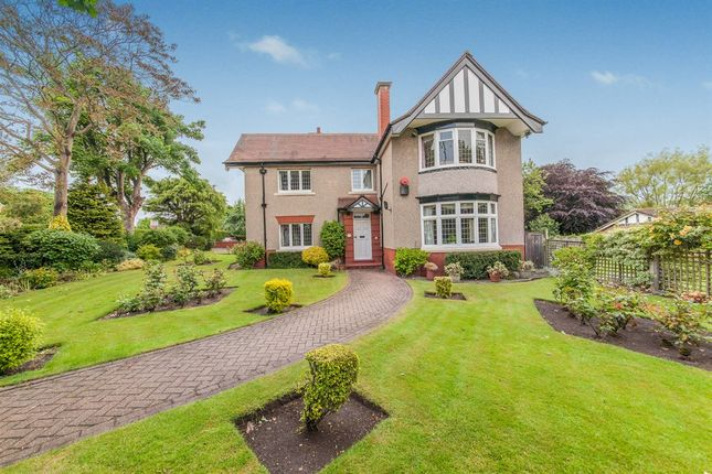 Thumbnail Detached house for sale in Park Road, Hartlepool