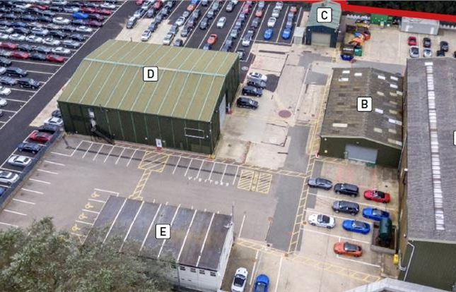 Thumbnail Land to let in Unit 11 Europark Watling Street, Rugby
