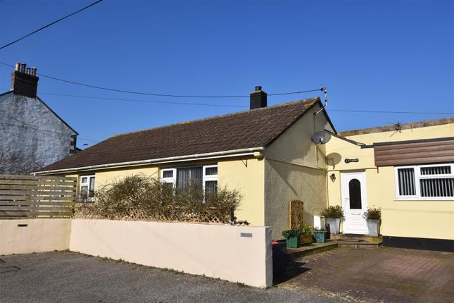 Thumbnail Detached bungalow for sale in North Country, Redruth