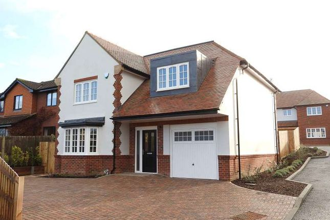 Thumbnail Detached house for sale in Milton Way, Fetcham, Leatherhead