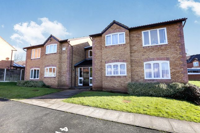 1 bed flat for sale in Barn Owl Place, Kidderminster DY10