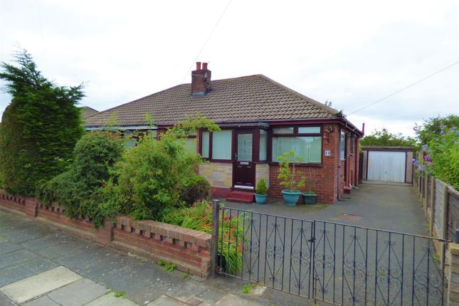 Thumbnail Semi-detached bungalow to rent in Wingate Avenue, Morecambe