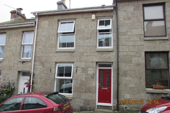 Thumbnail Terraced house to rent in Charles Street, Newlyn
