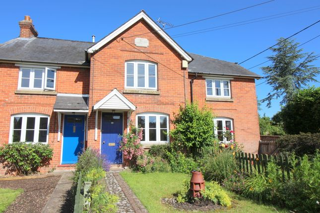 2 bed terraced house for sale in Alma Cottages, Old Alresford, Alresford SO24