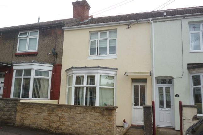 Thumbnail Terraced house to rent in Clevedon Road, Midsomer Norton