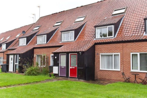 Thumbnail Flat to rent in Willow Bank, New Earswick, York
